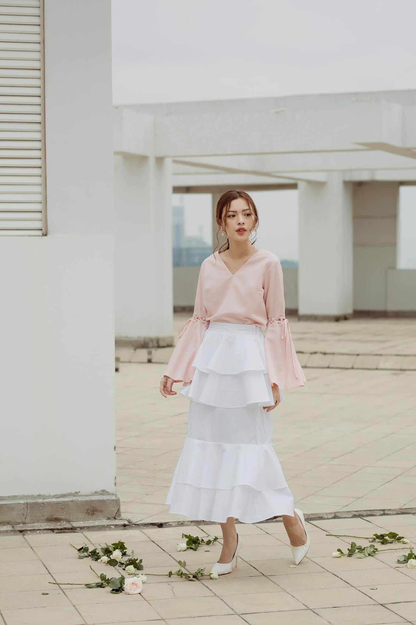 Linen Layer Skirt