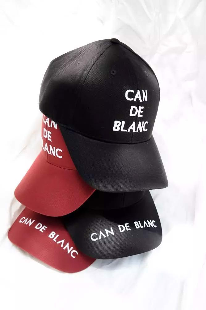 Candeblanc Embroidery Cap