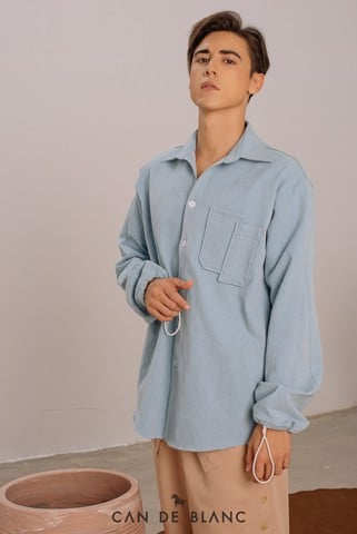 Split Pocket Shirt