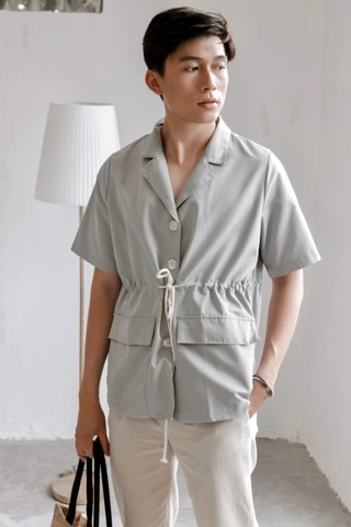 Dawstrings Belt Shirt