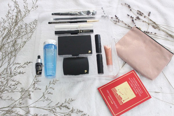 Set mỹ phẩm Lancome The Parisian Holiday Case