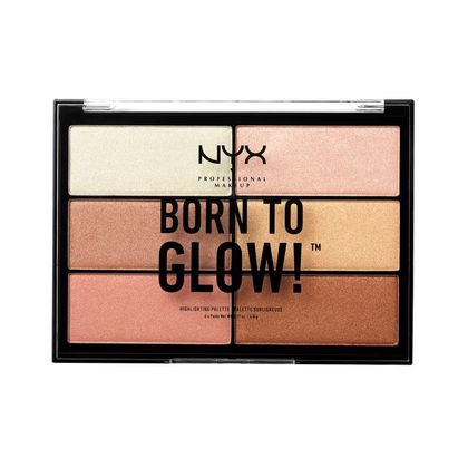 Bộ BORN TO GLOW HIGHLIGHTING PALETTE