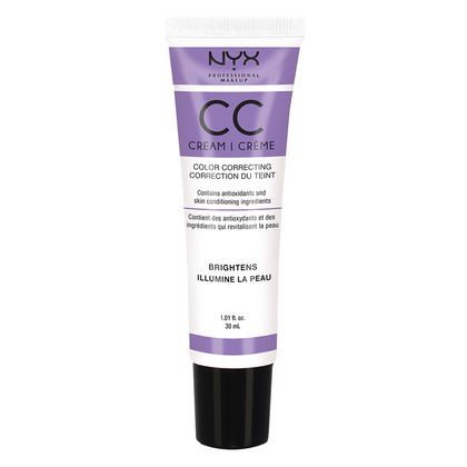 CC cream NYX COLOR CORRECTING CREAM