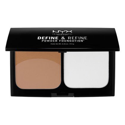 Phấn nền DEFINE & REFINE POWDER FOUNDATION
