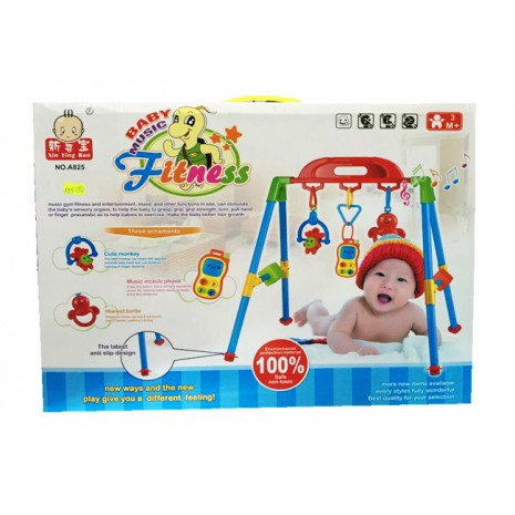 Kệ chữ A BABY MUSIC FITNESS
