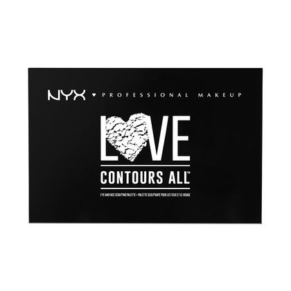 Bộ LOVE CONTOURS ALL PALETTE