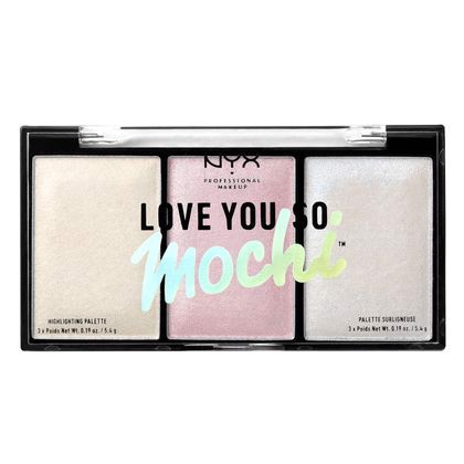 Phấn nhũ LOVE YOU SO MOCHI HIGHLIGHTING PALETTE