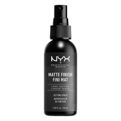 Xịt setting NYX Makeup Setting Spray Matte Finish