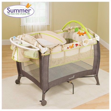 NÔI 2 TẦNG FOX&FRIENDS PLAYARD SUMMER