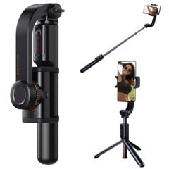 Gậy tự sướng tích hợp Gimbal chống rung thông minh Baseus Lovely Uniaxial Bluetooth Folding Stand Selfie Stabilizer (Anti Shake, Tripod, Gimbal, Bluetooth Selfie Stick)