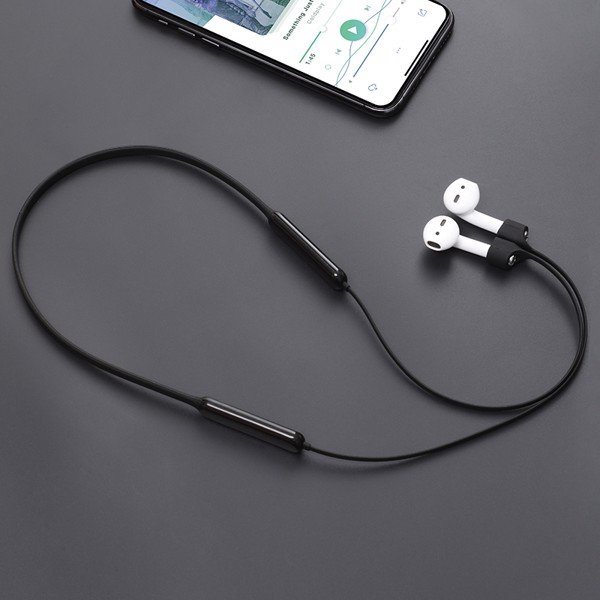 Dây đeo thể thao chống rớt cho Apple Airpod Gen1/2 Baseus Sports Collared Silicone Hanging Sleeve