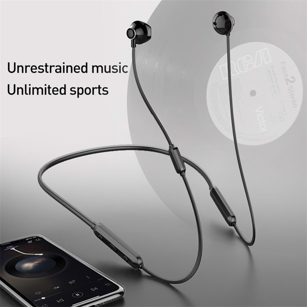 Tai nghe Bluetooth thể thao Baseus Encok Wireless Earphone S11A Sport (IP5X, Waterproof, Bluetooth 4.2 Neckband Earphone)