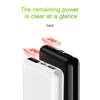 Pin dự phòng sạc nhanh Baseus Mini S Digital Display Power Bank 10,000mAh cho Smartphone/ Tablet ( PD + QC 3.0, USB-C input/ Output )