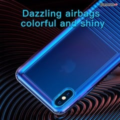 Ốp lưng chống sốc Baseus Colorful Airbag Protection Case cho iPhone X/ XR/ XS Max