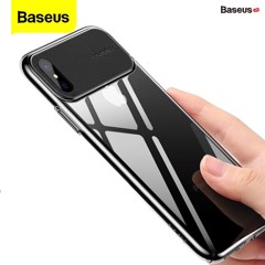 Ốp lưng Baseus Comfortable Case cho iPhone 2018 XS / XR / XS Max ( Ultra Thin Luxury Plating Plastic Case)