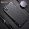 Ốp lưng chống nhiệt Baseus Small Hole Dots Case LV183 cho iPhone X (  Small Hole Case - Luxury Smooth High Quality Hard Plastic)