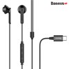 Tai nghe USB Type C Baseus Encok C16cho Smartphone & iPad Pro 2018 ( Stereo Hifi Wired Control In-ear Earphone)