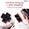 Pin sạc dự phòng kiêm sạc không dây Baseus Full Screen Wireless Charger Powerbank 10000mAh (10.000mAh, charge 3 devices at same time, LED display)