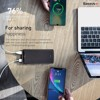 Pin dự phòng nhỏ gọn Baseus Gentleman Digital Display Powerbank 10000mAh dùng cho iPhone/Samsung/Oppo/ Xiaomi (10,000mAh, 2 Port USB, LED/ LCD Display)