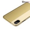 Ốp lưng Baseus Haft to Haft LV181 cho iPhone X Gold/ Đỏ/ Đen (Soft TPU + Hard PC Protective Shell Back Cases)