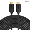 Cáp HDMI2.0 siêu nét Baseus High Definition Series (4K/60Hz, 18Gbps, 21:9 Display Ration, 32 Stereo Chanels, HDR, 3D Support, HDMI2.0 Cable)