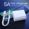 Bộ sạc nhanh đa năng Baseus HW Super Quick Charger cho Smartphone Samsung/ Huawei/ Xiaomi/ Oppo (5A, 22.5W, Quick Charge 3.0, Huawei Super QC, SCF/FCP Multiple Protocol)