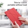 Bao da Baseus Jane Y-Type Leather Smart Case dùng cho iPad 10.2inch  (PU Leather Flip Smart Sleep Cover)