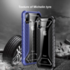 Ốp lưng thể thao chống va đập Baseus Michelin Case cho iPhone XS/ XR/ XS Max (Durable Tire Pattern Soft Silicone)