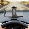 Bộ đế giữ điện thoại dùng trong xe hơi Baseus Mouth Car Holder (Mount Clip, Clamp Adjustable Phone Holder Stand)