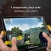 Bộ nút bắn chơi game Baseus Shooting Game Tool cho iPad/ Tablet chơi PUBG, Rules of Survival (Touch Screen Quick Response Tablet Game Shooting Assist Tools)