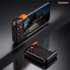 Tay cầm chơi Game 1 tay Baseus GAMO  GA05 Mobile Game One-Handed (7 keys Programmable,Bluetooth 4.0, Portable  )
