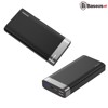 Pin sạc dự phòng Baseus Parallel PD Power Bank 20,000mAh cho Smartphone/ Tablet/ Macbook (18W, QC 3.0, Power Delivery, LED, 2 Port USB + Type C)