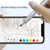 Bút cảm ứng điện dung 2 trong 1 Baseus Golden Cudgel Capacitive Stylus Pen cho Smartphone / Tablet/ iPad (Capacitive Stylus Touch Drawing Pen)