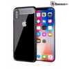 Ốp lưng trong suốt chống sốc Baseus Suthin Case cho iPhone X ( PC+TPU Hybrid Armor Case)