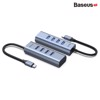 Hub chuyển Baseus Enjoy Series Type C to 4 Port USB 3.0 + Type C PD (intelligent HUB Adapter)