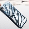 Ốp lưng silicone trong suốt Baseus Water Modelling LV219 cho iPhone X ( Soft TPU)