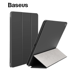 Bao da Baseus Simplism Y-Type Leather Smart Case For iPad Pro (2018)11/12.9 inch (PU Leather Flip Smart Sleep Cover)