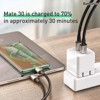 Cáp sạc từ C to C Baseus Zinc Magnetic Series 4 Cable Type-C 100W cho Smartphone/ Tablet/ iPad Pro/ Macbook (100W,20V/5A, E-maker Chip PD/QC3.0 Quick charge & Data Cable, Zinc Alloy)