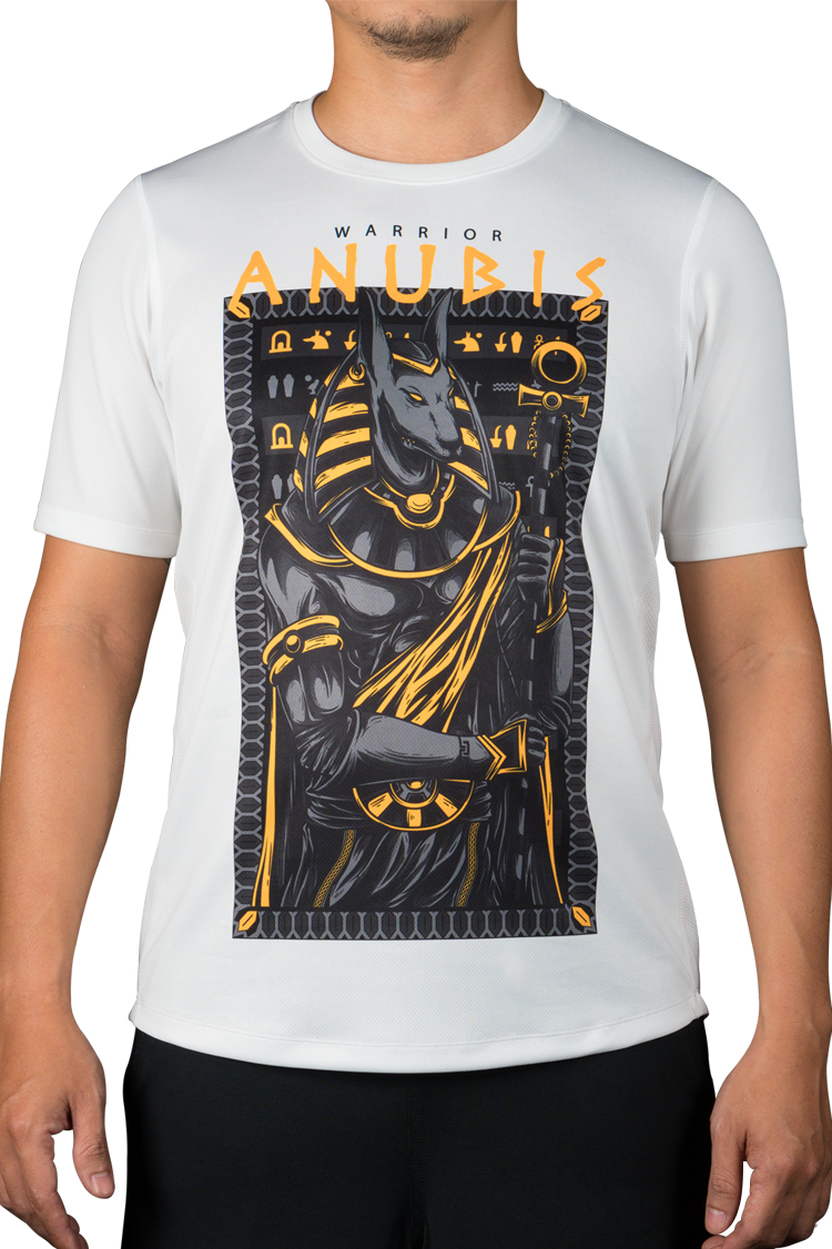 Áo thể thao Nam chiến binh Anubis A104