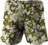 Quần Short Thể Thao SLight Army Texture S011