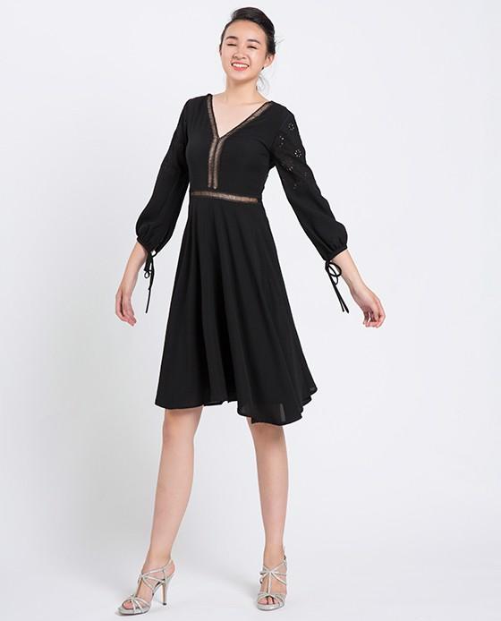 Đầm Đi Chơi Fit & Flare | Thời trang thiết kế Hity