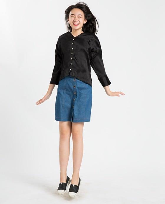 Áo sơ mi nữ | Thời trang thiết kế Hity