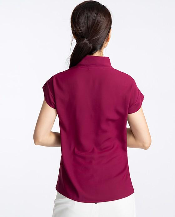 Áo Kiểu Cổ V | Thời trang thiết kế Hity