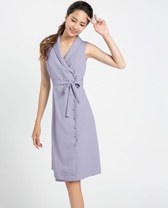 Đầm Blazer Thanh Lịch | Thời trang thiết kế Hity