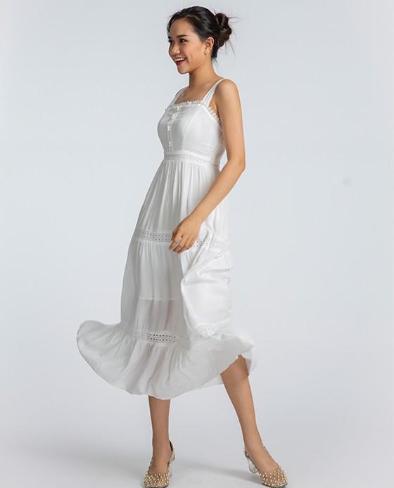 Đầm Maxi Đầm Đi Chơi Trẻ Trung | Thời trang thiết kế Hity