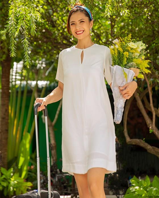Đầm Suông Thanh Lịch | Thời trang thiết kế Hity