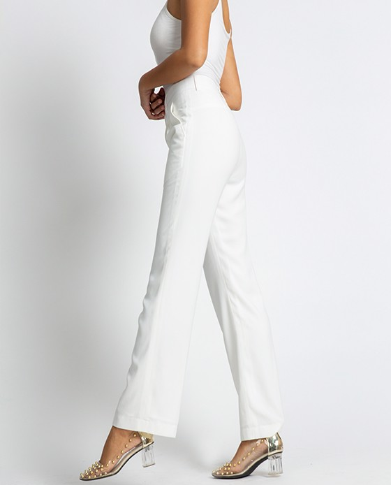 Quần Ống Suông Nữ Thanh Lịch | Thời trang thiết kế Hity