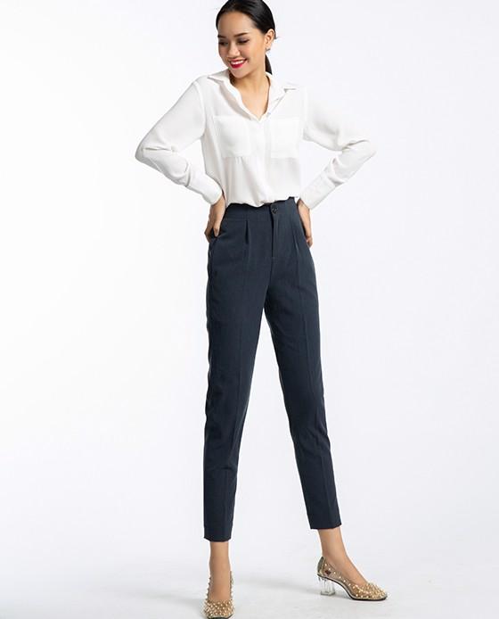 Quần Baggy Lưng Thun | Thời trang thiết kế Hity