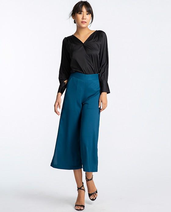 Quần Ống Rộng Culottes | thời trang thiết kế Hity