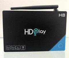 Android TV Box HDplay H8 Rom 32GB